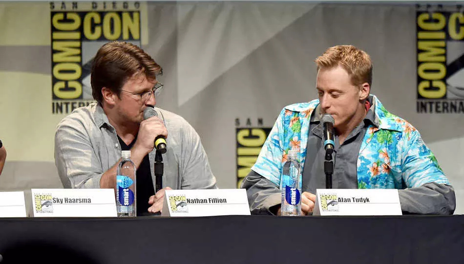 Movie Pilot - Why You Should Be Excited for Nathan Fillion's Fan-Themed Web Series 'Con Man'