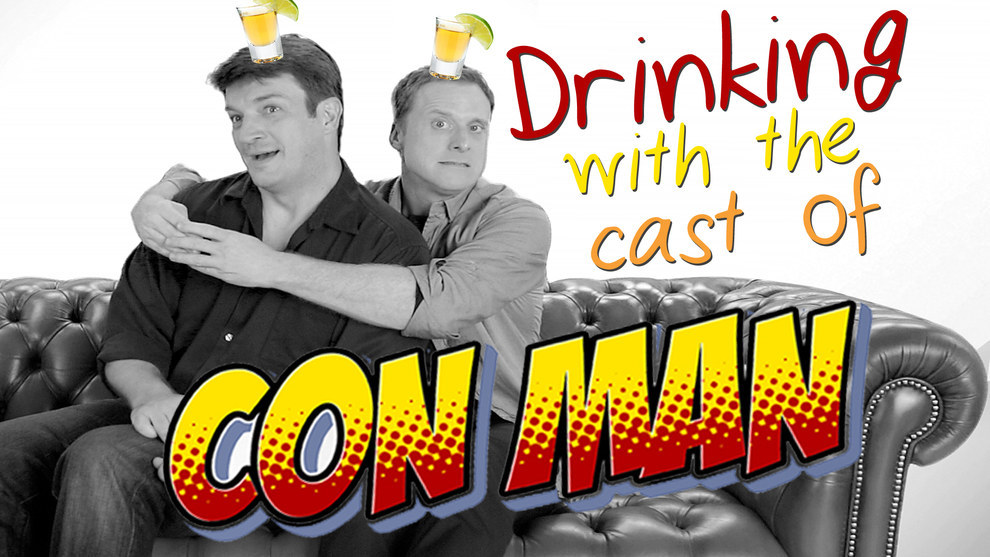 """Buzzfeed  - 29 Things You Learn When You Hang Out With The Cast Of """"Con Man"""""""